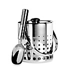 Mikasa® Cheers Stainless Steel Ice Bucket with Scoop