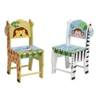 Fantasy Fields Sunny Safari 2-Piece Chair Set