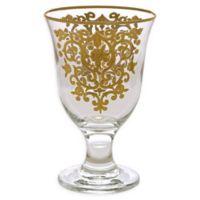 Classic Touch Glim Brandy Glasses (Set of 6)
