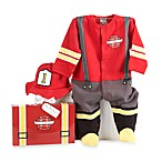 Baby Aspen Big Dreamzzz Baby Firefighter 2-Piece Layette Set in Gift Box