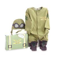Baby Aspen Baby Pilot 2-Piece Layette Set