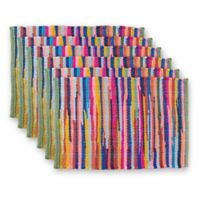 Design Imports Chindi Placemats (Set of 6)