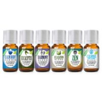 Healing Solutions Relaxation 6-Piece Essential Oil Gift Set