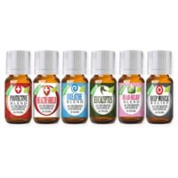 Healing Solutions Family Health 6-Piece Essential Oil Gift Set