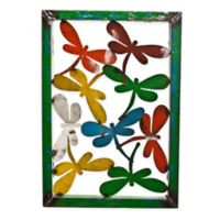 Dragonfly Indoor/Oudoor Large Wall Panel