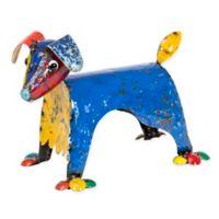 Dog's Life Outdoor Standing Statue