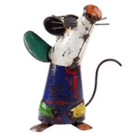 Blind Mice Doo Outdoor Statue