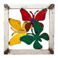 Butterfly Small Indoor/Outdoor Wall Panel