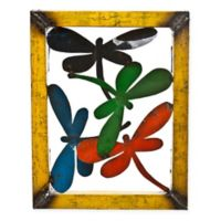 Dragonfly Small Indoor/Outdoor Wall Panel