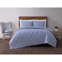Brooklyn Loom Tender Twin XL Quilt Set in Blue