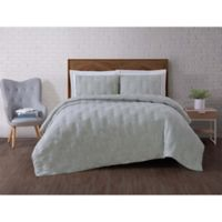 Brooklyn Loom Tender Twin XL Quilt Set in Green
