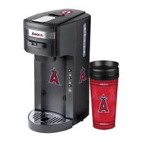 MLB Los Angeles Angels Deluxe Coffee Maker