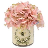 Bee & Willow™ Home Small Hydrangea Floral Arrangement in Pink