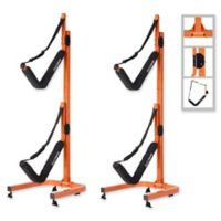 RAD Sportz Big EZ 2-Boat Free-Standing Rack in Orange