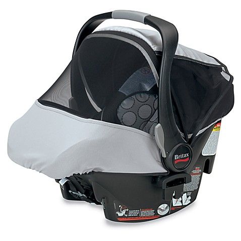 BRITAX Infant Car Seat Sun & Bug Cover - buybuy BABY