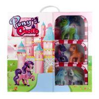 Kid Concepts Pony's Castle Playset