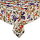 Bountiful Mosaic 70-Inch Round Tablecloth