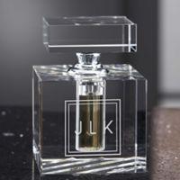 Orrefors Classic Celebrations Personalized Perfume Bottle