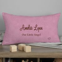 Precious Moments® Baby Lumbar Throw Pillow