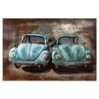 Car 47-Inch x 31-Inch Framed Wall Art