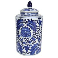 A&B Home Aline Tall Ceramic Jar