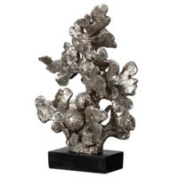 A&B Home Nautical Table Sculpture in Silver