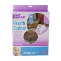 KidKusion® Hearth Cushion in Brown