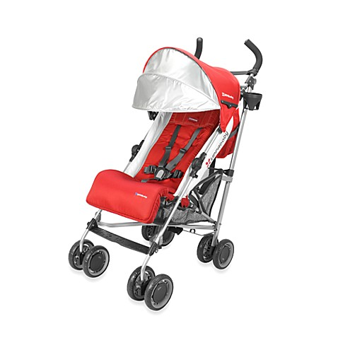 UPPAbaby® G-luxe® Stroller in Red Denny