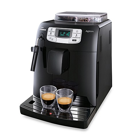 philips saeco intelia focus hd8751 47 automatic espresso. Black Bedroom Furniture Sets. Home Design Ideas