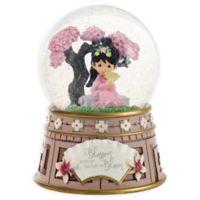 Precious Moments® Disney® Mulan Musical Snow Globe
