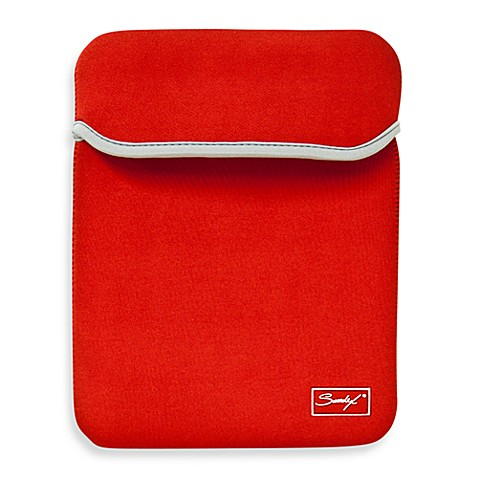 Sumdex®  Neoprene Sleeve for Samsung Galaxy 10.1-Inch in Red