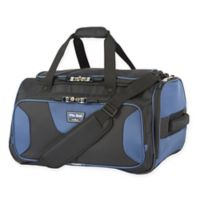TravelPro® Bold 2 22-Inch Soft Duffle Bag in Black/Navy