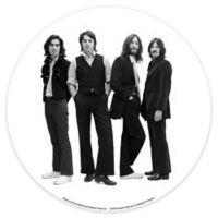 Crosley Beatles Record Player Platter Pad in Black