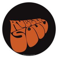 Crosley Beatles Record Player Platter Pad in Black/Orange