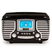 Crosley Corsair Radio in Black