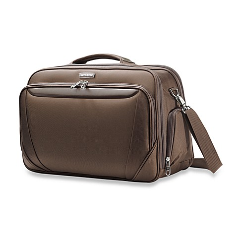 Samsonite® Silhouette Sphere Weekender Boarding Bag in Brown