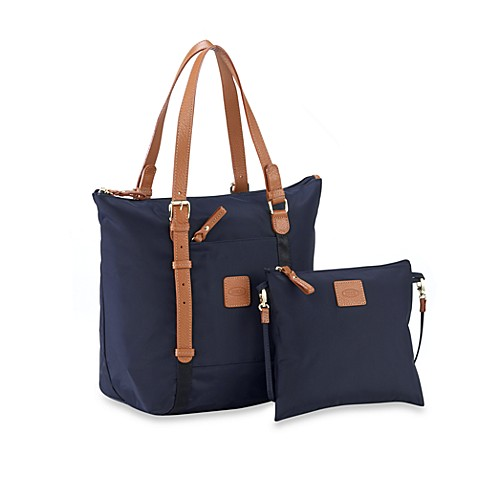 Bric's X-Bag Medium Sportina Bag in Navy