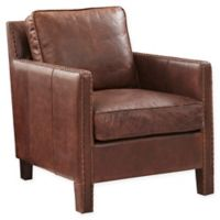 Harbor House™ Leather Upholstered Dallas Chair in Tan