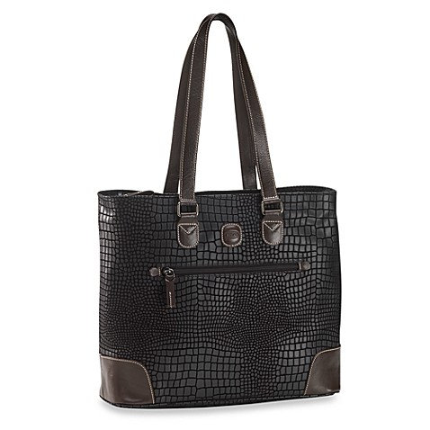 Bric's Elite Business Travel Bag in Black