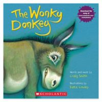 "Scholastic ""The Wonkey Donkey"" by Craig Smith"