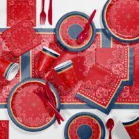 Creative Converting™ 81-Piece Bandanarama Party Supplies Kit
