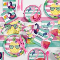 Creative Converting™ 81-Piece Pineapple Party Supplies Kit