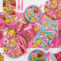 Creative Converting™ 81-Piece Food Love Party Supplies Kit