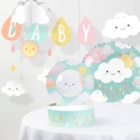 Creative Converting™ Baby Shower Clouds Party Decorations Kit