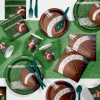 Creative Converting™ 85-Piece Tailgate Rush Party Supplies Kit