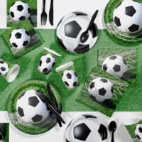 Creative Converting™ 85-Piece Soccer Party Supplies Kit