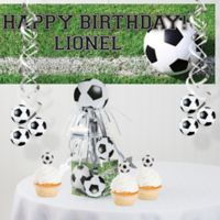 Creative Converting™ 8-Piece Soccer Party Supplies Kit