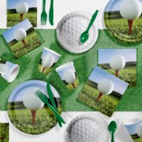 Creative Converting™ 85-Piece Golf Party Supplies Kit