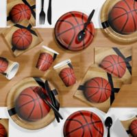Creative Converting™ 85-Piece Basketball Party Supplies Kit