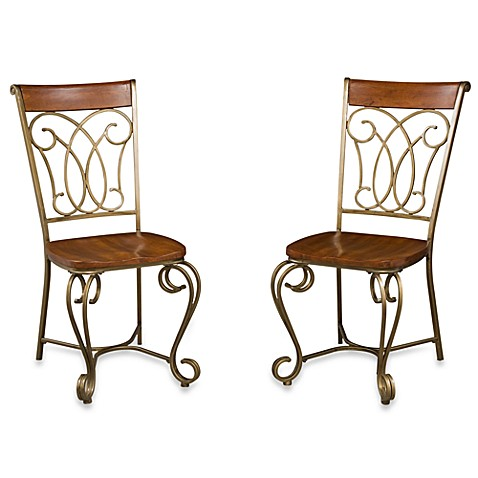 Home Styles St. Ives Dining Chair (Set of 2)